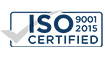 ISO 9001:2015 Sertified